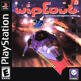 WipEout - PlayStation - Used