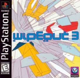 WipEout 3 - PlayStation - Used
