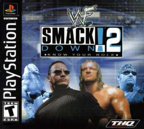 WWF Smackdown 2!: Know Your Role - PlayStation - Used