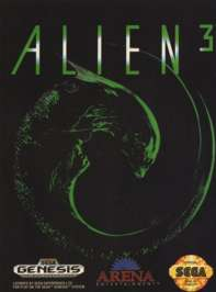 Alien 3 - Sega Genesis - Used