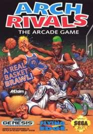 Arch Rivals - Sega Genesis - Used