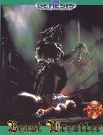Beast Wrestler - Sega Genesis - Used