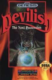 Devilish: The Next Possession - Sega Genesis - Used
