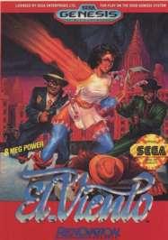 El Viento - Sega Genesis - Used