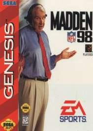 Madden NFL '98 - Sega Genesis - Used