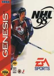 NHL '98 - Sega Genesis - Used