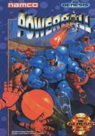 Powerball - Sega Genesis - Used