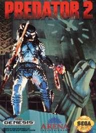 Predator 2 - Sega Genesis - Used
