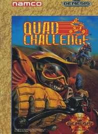 Quad Challenge - Sega Genesis - Used