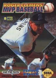 Roger Clemens' MVP Baseball - Sega Genesis - Used