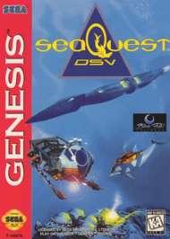 SeaQuest DSV - Sega Genesis - Used