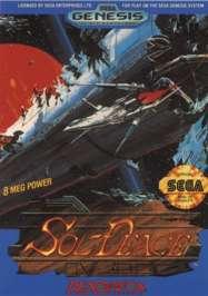 Sol-Deace - Sega Genesis - Used