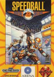 Speedball 2: Brutal Deluxe - Sega Genesis - Used