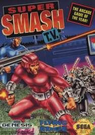 Super Smash TV - Sega Genesis - Used