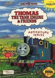 Thomas the Tank Engine - Sega Genesis - Used