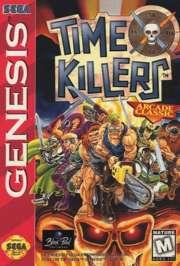 Time Killers - Sega Genesis - Used