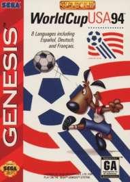 World Cup USA 94 - Sega Genesis - Used