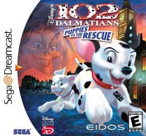 102 Dalmatians: Puppies to the Rescue - Dreamcast - Used