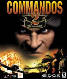 Commandos 2 - Dreamcast - Used