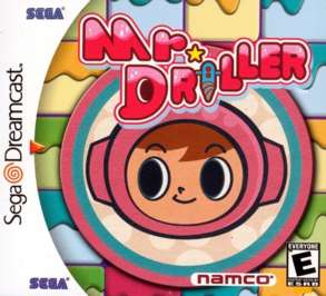Mr. Driller - Dreamcast - Used