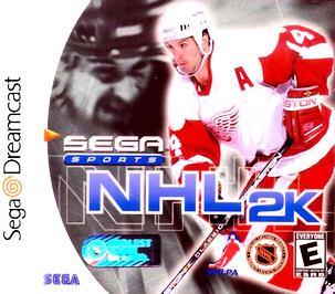 NHL 2K - Dreamcast - Used