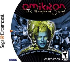 Omikron: the Nomad Soul - Dreamcast - Used