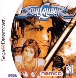 Soul Calibur - Dreamcast - Used