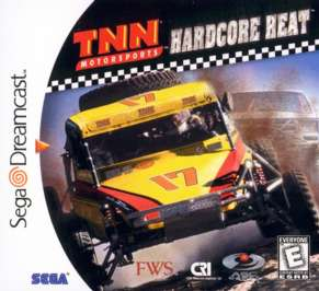 TNN Motorsports Hardcore Heat - Dreamcast - Used