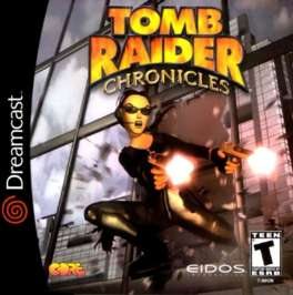 Tomb Raider Chronicles - Dreamcast - Used