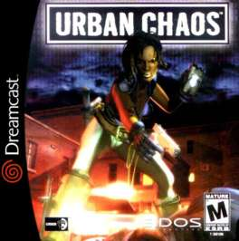 Urban Chaos - Dreamcast - Used