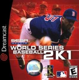 World Series Baseball 2K1 - Dreamcast - Used