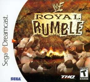 WWF Royal Rumble - Dreamcast - Used