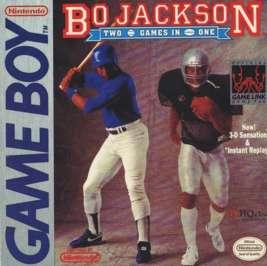 Bo Jackson: Hit and Run - Game Boy - Used