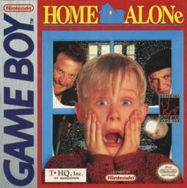 Home Alone - Game Boy - Used