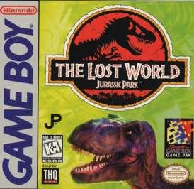 Lost World: Jurassic Park - Game Boy - Used