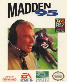 Madden NFL '95 - Game Boy - Used