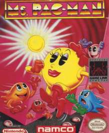 Ms. Pac-Man - Game Boy - Used