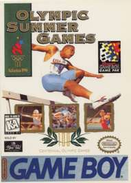 Olympic Summer Games - Game Boy - Used