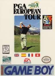 PGA European Tour - Game Boy - Used