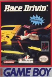Race Drivin' - Game Boy - Used