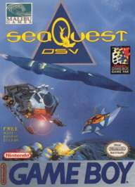 SeaQuest DSV - Game Boy - Used
