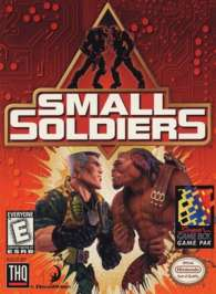 Small Soldiers - Game Boy - Used