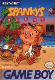 Spanky's Quest - Game Boy - Used