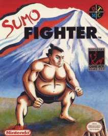 Sumo Fighter - Game Boy - Used