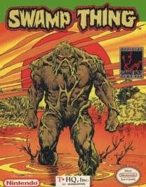 Swamp Thing - Game Boy - Used