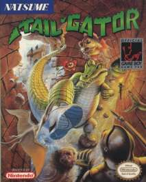Tail 'Gator - Game Boy - Used