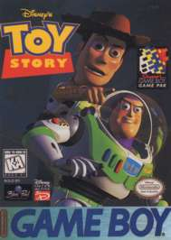 Toy Story - Game Boy - Used