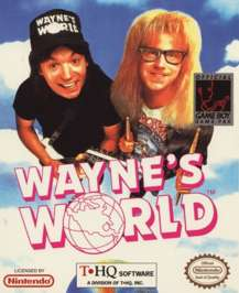 Wayne's World - Game Boy - Used
