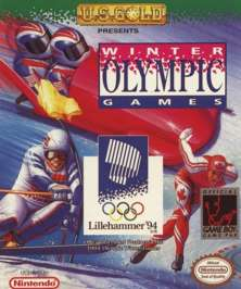 XVII Olympic Winter Games Lillehammer 1994 - Game Boy - Used