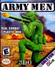 Army Men - Game Boy Color - Used